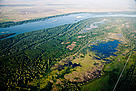 Belene Island, Bulgaria. Former floodplain forests and wetlands are being restored in the Bulgarian ... / ©: Александър Иванов