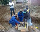 Building a Biogas digester Zimbabwe