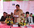 Launching ceremony of the Mondulkiri Tourism Strategic Plan 2014 - 2018