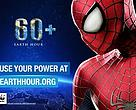 Earth Hour and Spider-Man Join Forces to Save the Planet