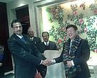 Agreement between China and Nepal for the process of Green Economic Corridor.