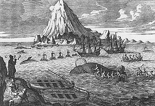 http://en.wikipedia.org/wiki/File:18th_century_arctic_whaling.jpg  	© Wikipedia