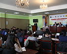 Over 50 representatives from Govi-Altay, Khovd, Zavkhan, Bayankhongor, and Umnu-govi aimags (provinces) gathered for a meeting in Govi-Altay aimag at initiative of WWF-Mongolia.  Its main agenda was to discuss and approve the Regulatory Council and the task was successfully accomplished.