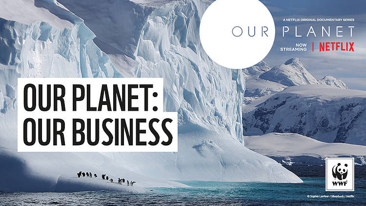 Netflix's Our Planet:Our Business Sparks Dialogue on New Deal for Nature&People in Bulgaria