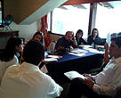 Workshop in Quito, 2014, on the issue of the capacity of the Amazon to withstand the impacts of climate change.