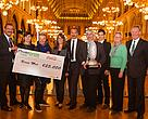 The Austrian River Mura team was awarded the 2014 European Riverprize
