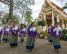 Celebrating World Wetlands Day with traditional Thai dance