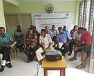 Stakeholders having their input on best management sugarcane farming practices