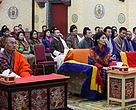Her Majesty the Queen of Bhutan Gyaltsuen Jetsun Pema Wangchuck graced the commemoration of the World Ozone Day.