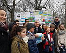 Children ask EU Commissioner Vella to protect their future