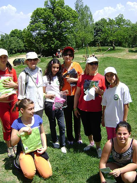 WWF's National Day of the Nature Parks, Belasitsa, Bulgaria, 23 May 2009 rel=