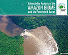 "Portada publicación ""Vulnerability Analysis of the Amazon Biome and its Protected Areas"""