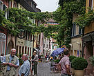 Street of Freiburg