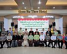 WWF-Myanmar Illegal Wildlife Trade Training in Tachileik, August 2017.