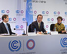 Secretary-General Ban Ki-moon brings message of hope and urgency to COP20 in Lima, Peru.