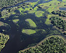 Pantanal in Brazil is the world's largest wetland