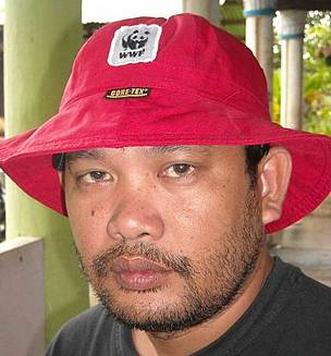 Rudi Zapariza, WWF-Indonesia Forest Coordinator for Sintang-Melawi, West Kalimantan
