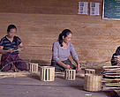 Sustainable rattan weaving generates more income to communities and encourage rattan companies to switch to sustainability.