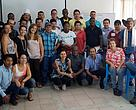 Workshop participants and facilitators in Florencia, Colombia