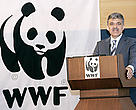 H. E. Abdullah Gull, President of the Republic of Turkey at WWF's Annual Conference, Bodrum, 2008