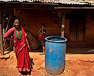 Water scarcity is already an issue for many rural communities.