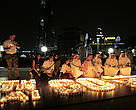 Earth hour in the UAE