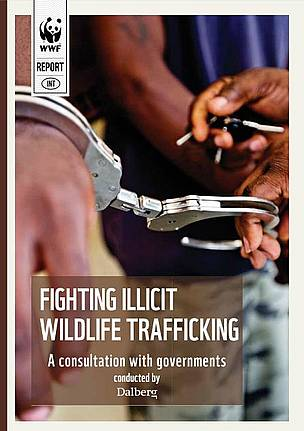 WWF's report is based on interviews with government officials and representatives of intergovernmental agencies.