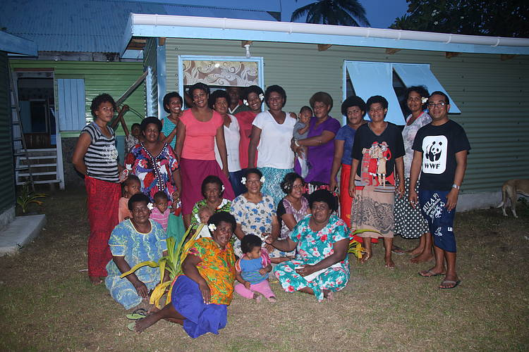 Women thankful for disaster risk reduction awareness and support