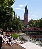 Uppsala city ©Ana Vera