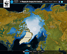 ArkGIS - a mapping application for the Arctic.