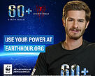 Andrew Garfield the first superhero ambassador for Earth Hour