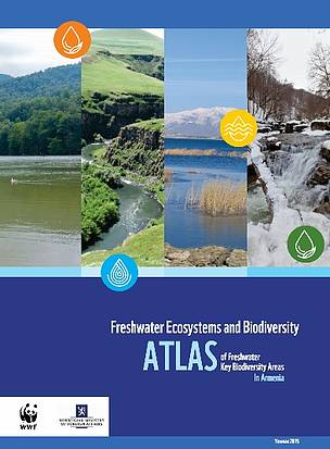 Atlas of Freshwater Key Biodiversity Areas in Armenia