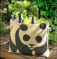A bag available from WWF Belgium  	© WWF Belgium