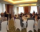 Heart of Borneo Forum 2012: image of attendees at the Breakfast dialogue