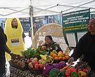 Farmers market, San Francisco