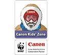 Visit the WWF-Canon Kid's Zone  	© WWF
