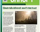 CANOPY (issue 1, 2016): quarterly news from WWF's global Forest and Climate Programme