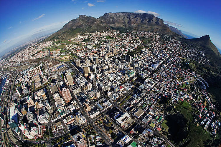 "Cape Town: Avoiding ""Day Zero"""