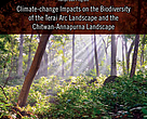 Climate-change Impacts on the Biodiversity of the Terai Arc Landscape and the Chitwan-Annapurna Landscape