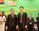 WWF- Cambodia Awarded for Honourable Contribution towards Conservation in Cambodia