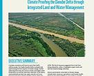 Climate proofing the Danube Delta through integrated land and water management