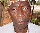 Rajabu Mohammed Soselo is WWF's climate witness from Kunduchi, a coastal village near Tanzania's capital Dar Es Salaam.