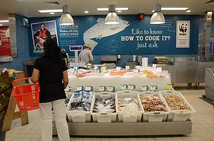 Coles/WWF seafood partnership