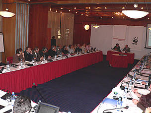 Up to 42 experts participated in discussion of future perspectives of biodiversity monitoring in Caucasus region in Tbilisi, Georgia, December 6-7, 2005.
