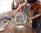Honeycombs have been boiled to obtain honey wax, which can be sold or used to produce candles, which are generally used by local communities for traditional and spiritual ceremonies.