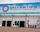 COP20 in Lima, Peru courtesy GCEI