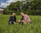 2015 winners of Baltic Sea Farmer of the Year competition, Minna Sakki-Eerola and Markus Eerola