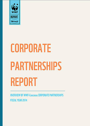 OVERVIEW OF WWF-Caucasus CORPORATE PARTNERSHIPS