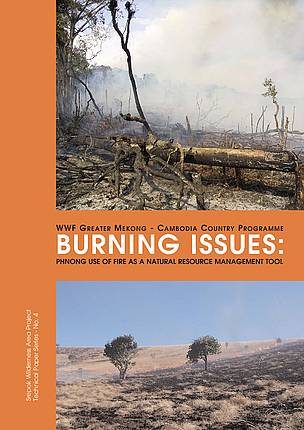 Burning Issue: Phnong use of fire as a natural resource management tool