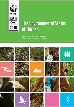 Full Report The Environmental Status of Borneo 2016